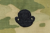 OCP Scuba Diver Army Badge Sew On