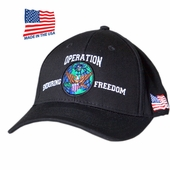 OEF Made In USA Hat