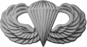 Paratroop Jump Wings Pin