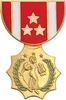 Philippine Defense Medal Pin