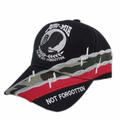 Pow-Mia Barbed Wire Hat