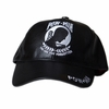 Pow-Mia Leather Hat