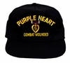 Purple Heart and Disabled Veteran Hats