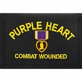 Purple Heart Veteran Wallet