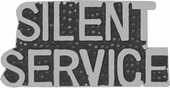 Silent Service Pin
