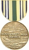 Southwest Asia Service Medal Pin