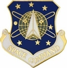 Space Command Pin
