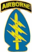 Special Forces Pin