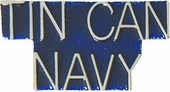 Tin Can Navy Pin