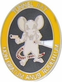 Tunnel Rat Pin