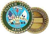 U.S. Army Challenge Coin - OUT OF STOCK