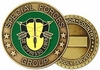 U.S. Army Special Forces Challenge Coin