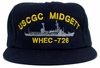 U.S. Coast Guard Ships Hats - Custom Text