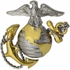 U.S. Marine Corps Collar and Cap Devices