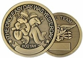 U.S. Navy Seal Team Challenge Coin