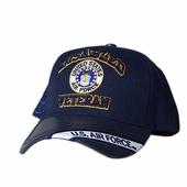 US Air Force Round Logo Disabled Veteran Hat