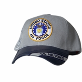 US Air Force Two Tone Hat