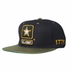 US Army Emblem Flat Bill Hat