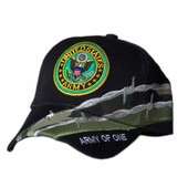 US Army Round Barbed Wire Hat