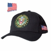 US Army Round Logo Made In USA Hat
