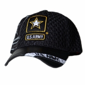 US Army Star Air Flow Shadow Hat