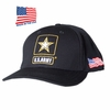 US Army Star Logo Made In USA Hat