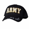 US Army Text Black Hat