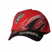 US MARINES SHARK FIN HAT