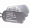 US Military Dog Tags