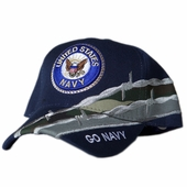 US Navy Barbed Wire Hat