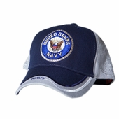 OUT OF STOCK US NAVY DOUBLE/DOUBLE IMAGE HAT