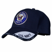 US Navy Logo Shadow Hat