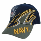US Navy Shark Fin Hat