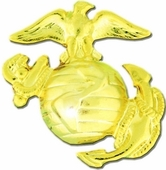 USMC Right Face Pin