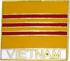 Vietnam Flag Pin