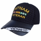 Vietnam Veteran Bar Air Flow Shadow Hat