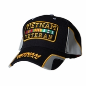 Vietnam Veteran Bar Force Hat