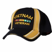 Vietnam Veteran Bar Racing Hat