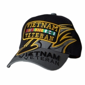 OUT OF STOCK VIETNAM VETERAN BAR SHARK FIN HAT