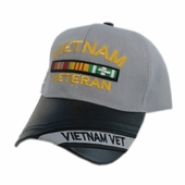 Vietnam Veteran Bar Two Tone Shadow Hat