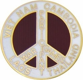 War Games Pin