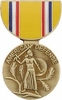 WWII American Defense Medal Pin