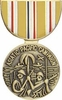 WWII Asiatic Pacific Theater Campaign Medal Pin