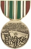 WWII Europe-Africa-Mid East Campaign Medal Pin