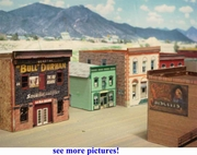 Great old west town.
