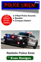 Police Siren for Diecast