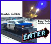 Slot Cars Use LEDs