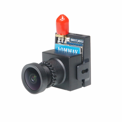 Aomway 700TVL V2 CMOS Camera with 200mW Video TX Combo (Free Shipping)