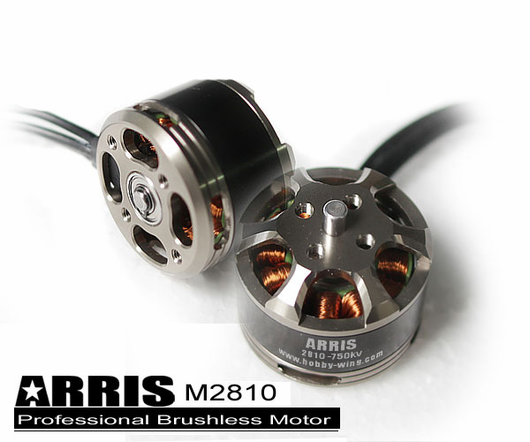 ARRIS 2810 750KV Multi-copter Outrunner Brushless Motor