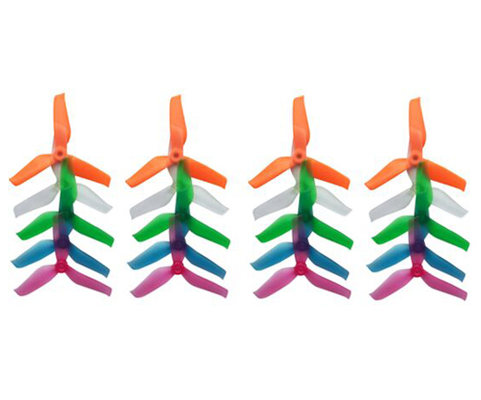 ARRIS 5042 3-blade Multicolor Durable Propeller (10 Pairs)